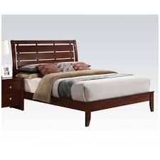 Acme Furniture Ilana Bed Multiple Sizes By Acme Furniture 20400q Acme 20397ek