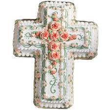 cross cake wilton