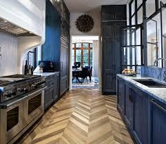 limed oak cabinets with mosaic tile backsplash bathroom