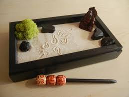 Mini Zen Rock Garden Mini03 Mini Zen Garden With Buddha Diy Kit