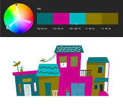 Colorschemer Learn How To Use The Adobe Color Themes Extension In Photoshop To