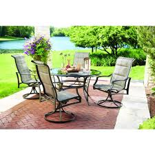 Patio Dining Chair Sling Outdoor Dining Chairs Patio Decoration
