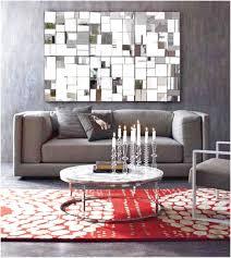 impressive design decorative mirrors for living room cool
