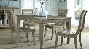 driftwood dining room table driftwood dining room table new transitional solid dc furniture set