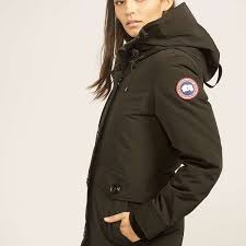Women Winter Coats On Sale Canada Goose Rideau Down Parka U2013 Women U0027s Winter Coat U2013 Black