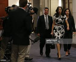 Hillary Clintons House Clinton Aide Huma Abedin Interviewed By House Select Cmte On