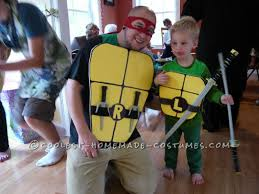 Halloween Costumes Ninja Turtles 47 Fun Freaky Fantastic Family Halloween Costumes Huffpost