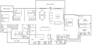 5 bedroom floor plan ripple bay floor plans