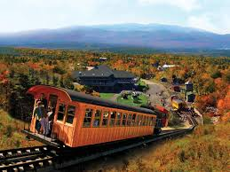 New England Foliage Map by 1 Day Mt Washington Foliage Tour The Highest Peak In Northeast