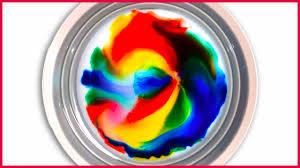 diy magic milk food coloring experiment youtube