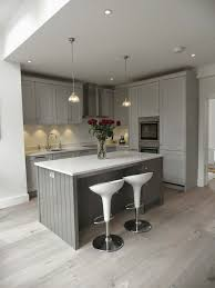 grey kitchen island 25 best grey shaker kitchen ideas on warm grey