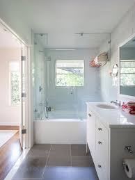 Bathtubs With Glass Shower Doors Glass Shower Doors For Bathtubs Houzz