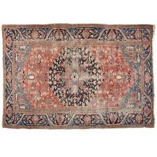 Antique Heriz Rug Wonderfully Worn Antique Heriz Persian Rug Silla Fine Antiques