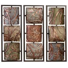 wrought iron decorative wall panels wall decor iron home