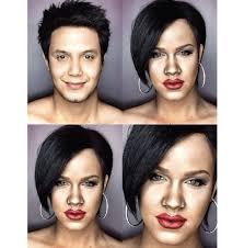 makeup artist in ri makeup artist transforms himself perfectly into various