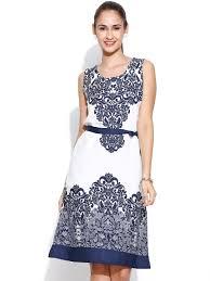 knee length dress buy knee length dresses online in india