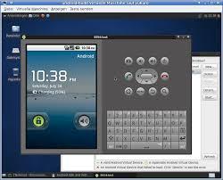android sdk emulator android emulator in a xubuntu kvm tower of air