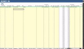 Free Simple Bookkeeping Spreadsheet Simple Bookkeeping Spreadsheet Overview Youtube