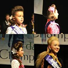 hairstyles for an irish dancing feis dance net what do you think of the new hair trend 10014752