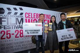 film layar lebar indonesia 2016 happy salma ternyata bisa juga saya nge direct muvila