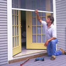 Marvin Retractable Screen How To Install A Retractable Screen Door Retractable Screen Door
