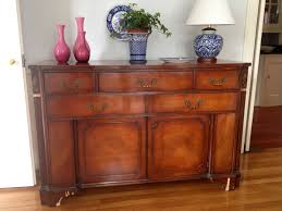 antiqued chalk painted sideboard classic fauxs u0026 finishes