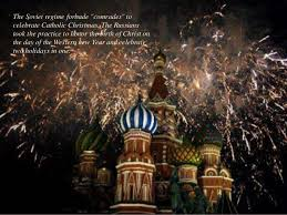 christmas and new year the russian way