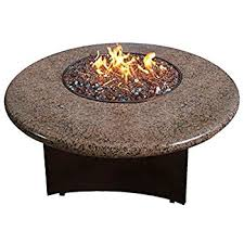 Outdoor Furniture With Fire Pit by Amazon Com Elegance Oriflamme Outdoor Fire Pits And Fire Pit