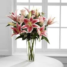 stargazer lilies mandy stargazer lilies in a vase in torrance ca andes florist