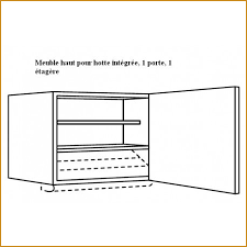hauteur d une cuisine hauteur d une cuisine caisson de cuisine haut h delinia blanc