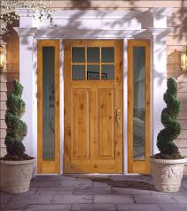 Wood Exterior Door Brosco Exterior Wood