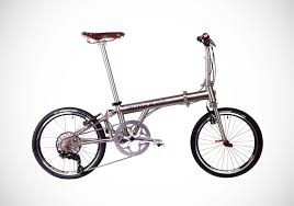 lamborghini bicycle an ingenious titanium folding bike burke 20 by seattle cycles