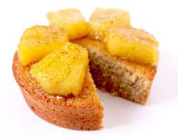 cuisine de gateau la cuisine de bernard gâteau coco ananas caramélisé