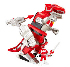 amazon fisher price imaginext power rangers red ranger