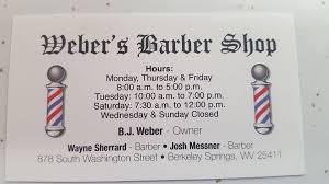 gentle haircuts berkeley weber s barber shop community facebook