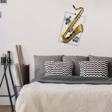Yellow Home Decor Best And Cheap Yellow Tooarts Saxophone Hanging Ornament Home