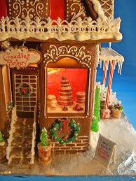 goodies bakery gingerbread house 2012 gingerbread houses