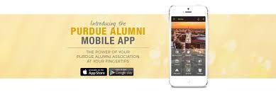 purdue alumni search purdue alumni association purdue alumni mobile app