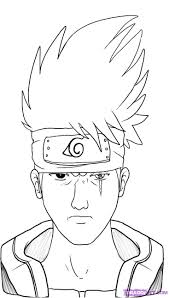 how to draw pain tendo from naruto how to draw manga 3d clip