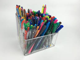 Pen Organizer For Desk How To Store Planner Pens 5 Ways U2013 And My Favorite Method