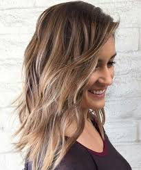 mid length top layered mid length hairstyles 2018 that make you awesome on