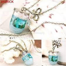 bottle necklace aliexpress images New stlye fashion sea ocean glass bottle pendant mermaid tears jpg