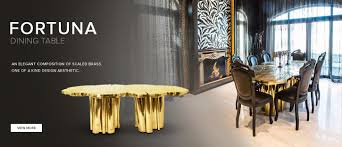 Exclusive Various Ideas Of Side Table Decoration by Boca Do Lobo Luxury Exclusive Design Furniture Manufactures