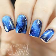 copycat claws the hitchhiker u0027s guide to the galaxy nail art