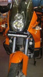 Dirt Bike Led Light Bar by Rigid Industries Light Mounting Solutions For Ktm 990 U0027s And 690 U0027s