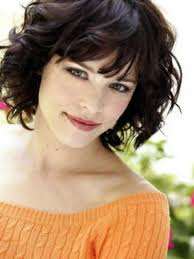 curly short hairstyles ideas
