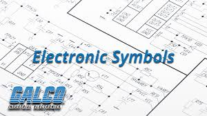 component electric circuit symbols electrical schematic