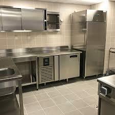 cuisine inox professionnelle résidence retraite service beaupré du réal zacharie var