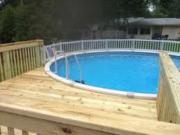 in ground pool deck plans home u0026 gardens geek