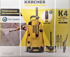 Argos Karcher Patio Cleaner Karcher Pressure Washer K4 Ebay
